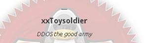 toysoldier ddos