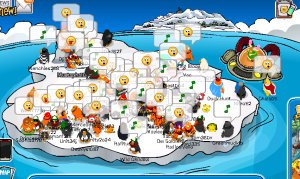 invasion of frosty17