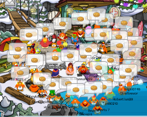 invasion of frosty10