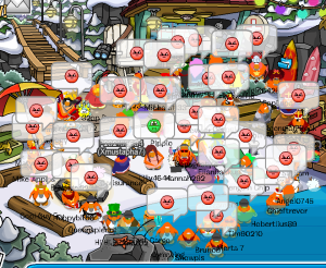 invasion of frosty8