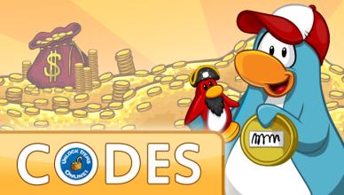 Club Penguin Codes