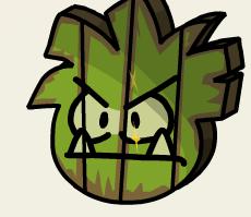 Orge Puffle Head