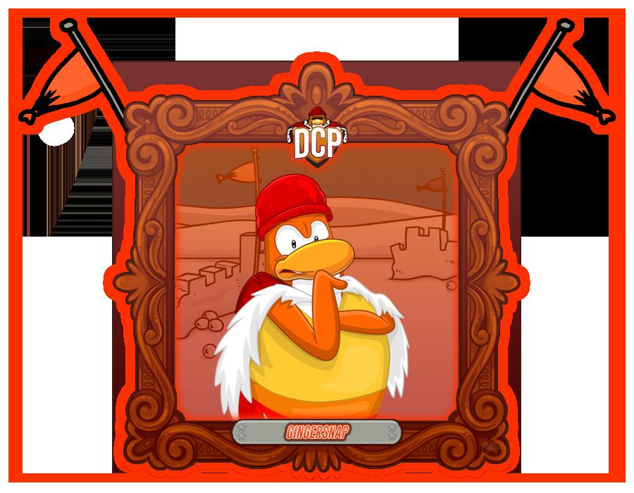 DCP portrait Gingersnap