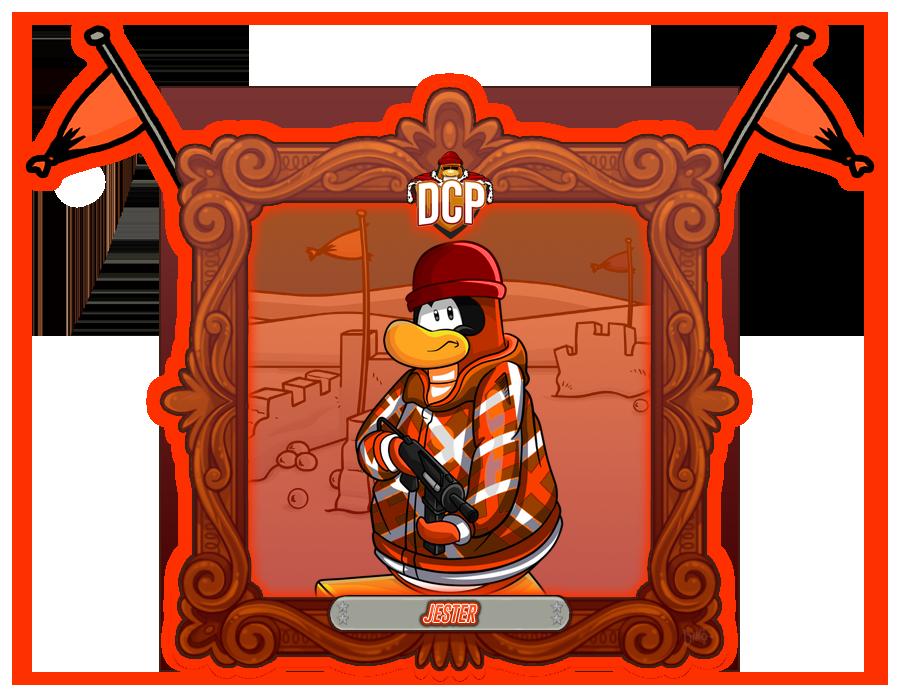 DCP portrait Jester