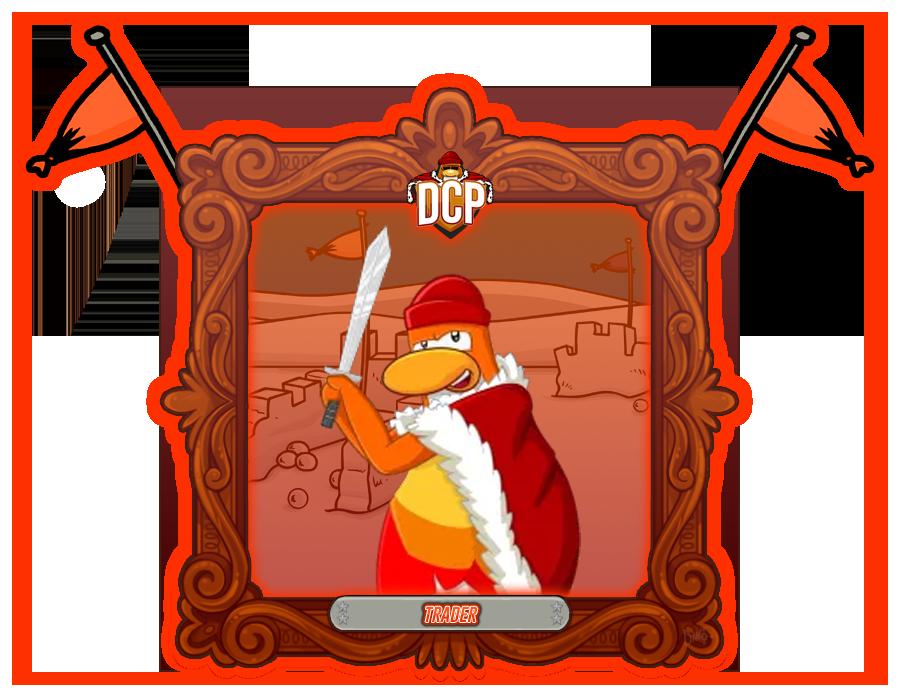 DCP portrait Trader